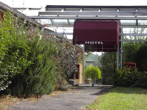 Hôtel Restaurant L'Air du Temps : Hotel near Cazaubon