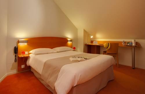Kyriad Rennes Nord Hotel : Hotel near Saint-Grégoire