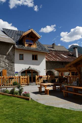 Le Bacchu Ber : Bed and Breakfast near Villar-Saint-Pancrace