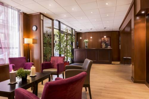 Hotel Izzy by HappyCulture : Hotel near Vanves