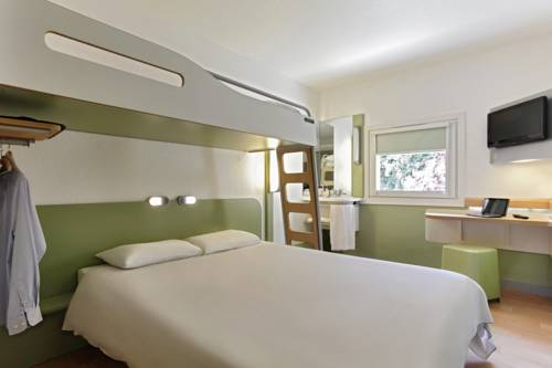 ibis Budget Aix Le Canet : Hotel near Meyreuil