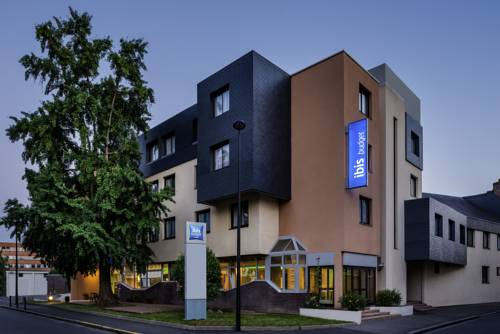 ibis budget Evreux Centre : Hotel near Gravigny