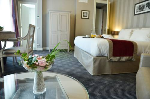 Hôtel Concordia Le Mans Centre Gare : Hotel near Le Mans
