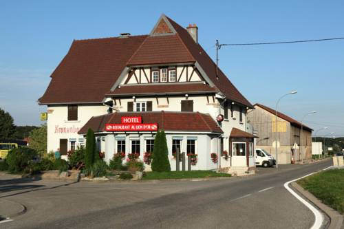 Au Lion d'Or : Hotel near Bretten