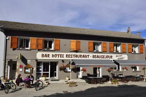 Logis Hôtel Beauséjour : Hotel near Sainte-Eulalie