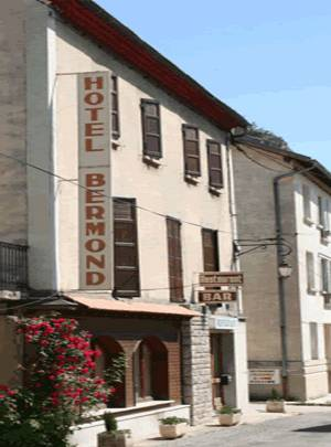 Hotel Bermond : Hotel near Saint-Julien-en-Beauchêne