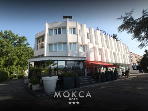 Le Mokca : Hotel near Saint-Martin-le-Vinoux