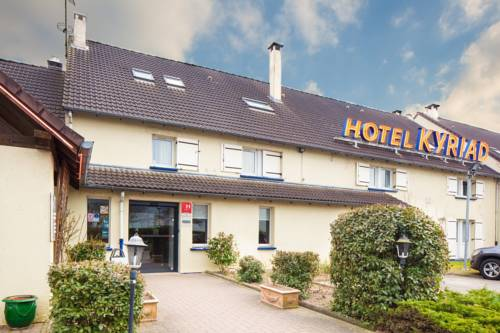 Comfort Hotel Amiens Nord : Hotel near Cardonnette
