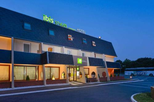 ibis Styles Parc des Expositions de Villepinte : Hotel near Villepinte
