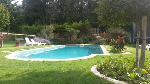 l'Ecrin de Nature : Guest accommodation near Azerat