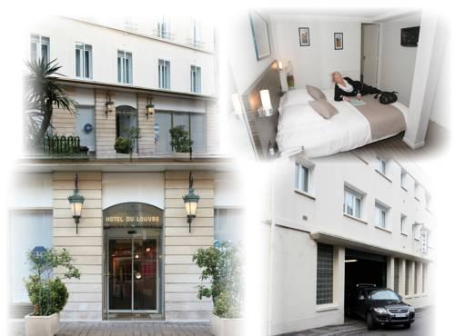Hotel du Louvre : Hotel near Cherbourg-Octeville