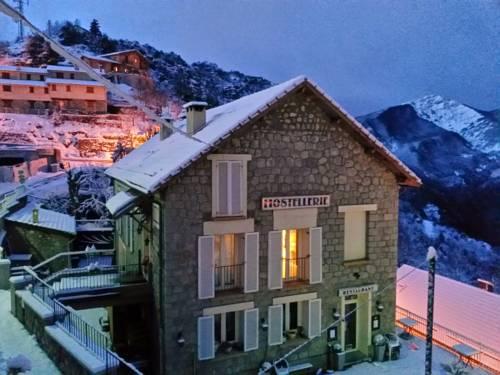 Hostellerie du Randonneur : Hotel near Ilonse