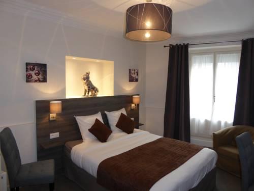Hotel De La TA : Hotel near Rennes
