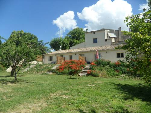 Les Ânes de Forcalquier : Bed and Breakfast near Ganagobie