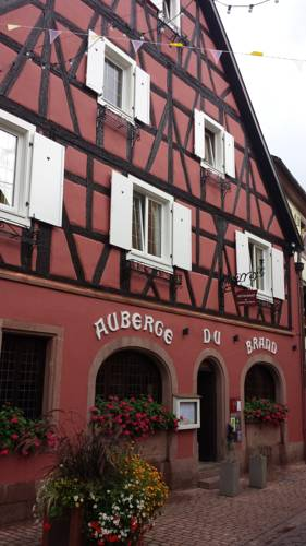 L'Auberge du Brand : Hotel near Turckheim