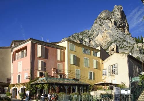Le Relais de Moustiers : Hotel near Saint-Jurs