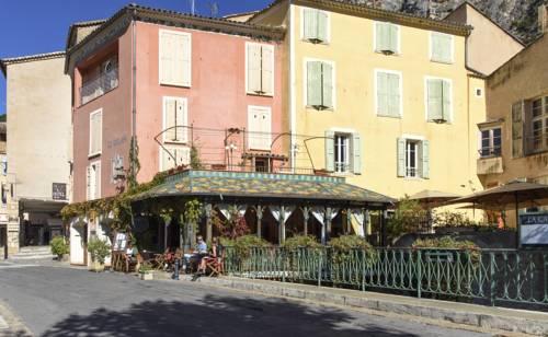 Le Relais de Moustiers : Hotel near Majastres