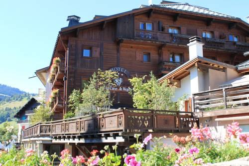 Coeur de Megève : Hotel near Megève