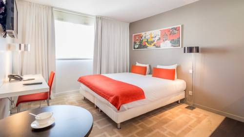 Hipark by Adagio Marseille : Guest accommodation near Marseille
