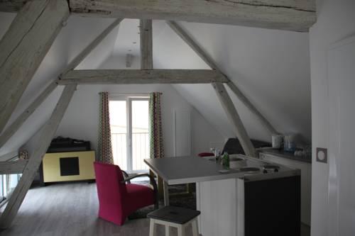 Le Lido : Apartment near Joiselle