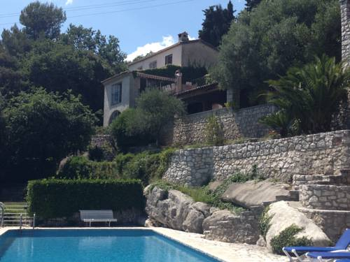French Riviera - Stunning View : Guest accommodation near Courmes