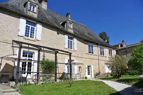 Chambre d'hôtes Au jardin de la Bachellerie : Bed and Breakfast near Azerat