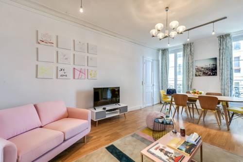 Sweet Inn - Rue Pierre Lescot : Apartment near Paris