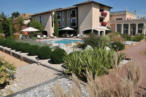 Georges Blanc Parc & Spa : Hotel near Saint-Didier-d'Aussiat