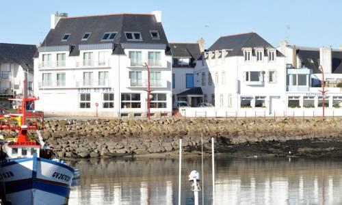Hotel Du Port : Hotel near Plobannalec-Lesconil