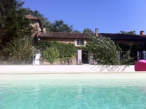 Domaine de Bouyssour : Guest accommodation near Église-Neuve-de-Vergt