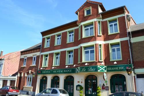 Hotel De La Paix : Hotel near Combles