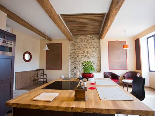 Apartments La Comédie de Pézenas : Apartment near Castelnau-de-Guers