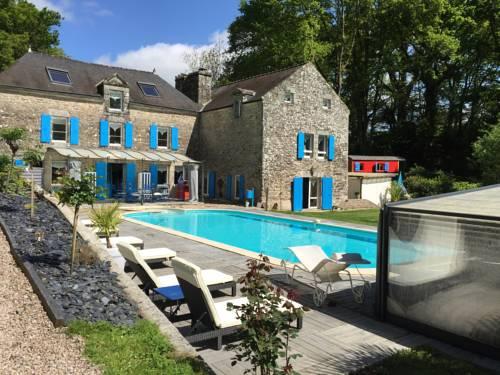 Le Moulin du Bois : Bed and Breakfast near Berric