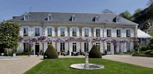 Le Manoir Les Minimes : Hotel near Pocé-sur-Cisse