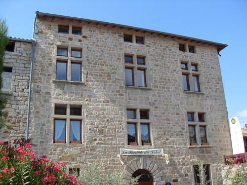 La Bastide Du Soleil : Hotel near Lachapelle-sous-Aubenas
