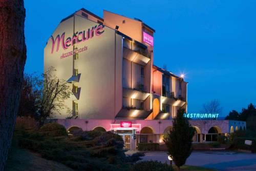 Mercure Vienne Sud Chanas : Hotel near Félines