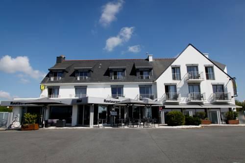 Hôtel l'Albatros : Hotel near Damgan
