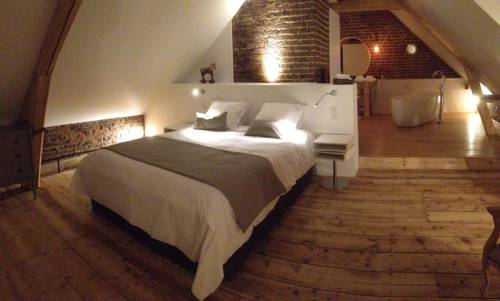 La Salamandre : Bed and Breakfast near Beauvais