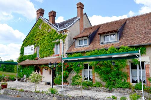 Auberge La Croix Blanche : Guest accommodation near Nancray-sur-Rimarde