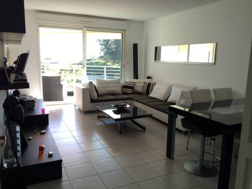 Appartement T2 Standing : Apartment near Saint-Laurent-du-Var
