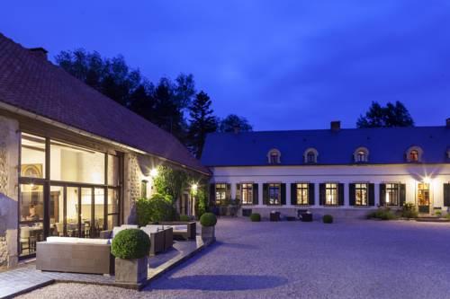 La Ferme Du Vert : Hotel near Rety