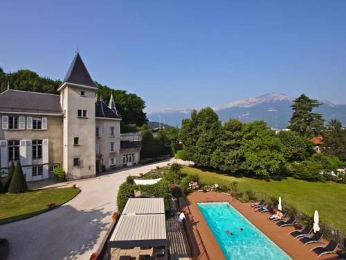 Château & Spa De La Commanderie : Hotel near Échirolles