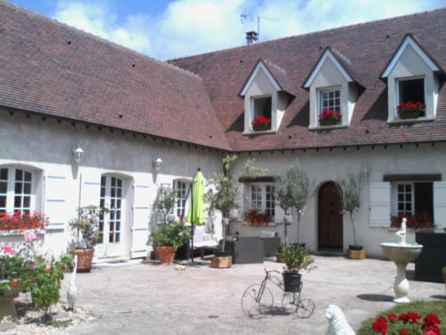 Le Relais De Dalibray : Bed and Breakfast near Guiry-en-Vexin