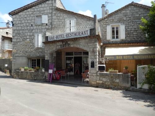 Auberge Sapede : Hotel near Chauzon
