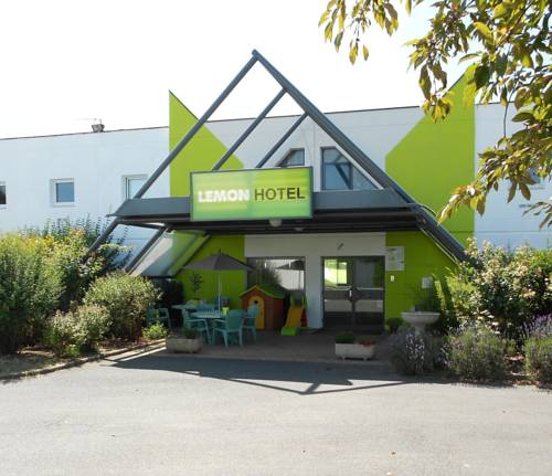 Lemon Hotel - Mery sur Oise/Cergy : Hotel near Beauchamp