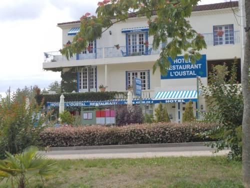 Hotel Restaurant L'Oustal : Hotel near Cazaubon