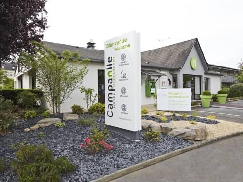 Campanile Rennes Ouest Cleunay : Hotel near Saint-Jacques-de-la-Lande