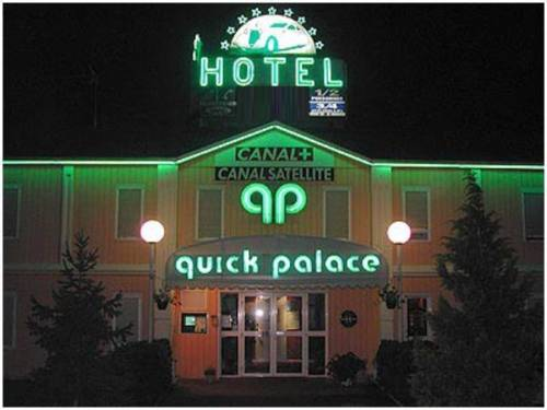 Quick Palace : Hotel near Blanquefort