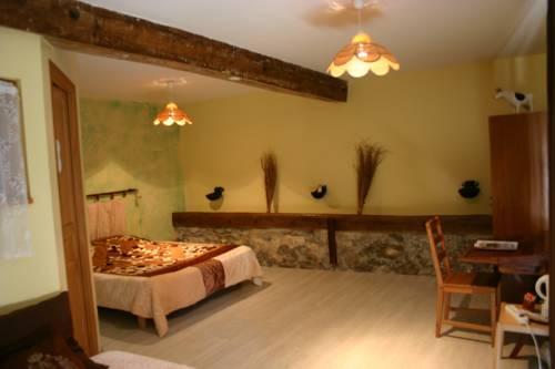 La Fermette Champenoise : Bed and Breakfast near Vézilly