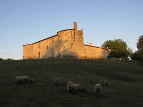 Le Château De Sauros : Guest accommodation near Goualade